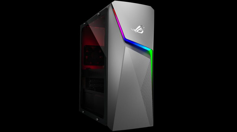 Asus Tower Desktop ROG Strix GL10DH