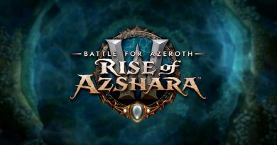 World of Warcraft: Rise of Azshara
