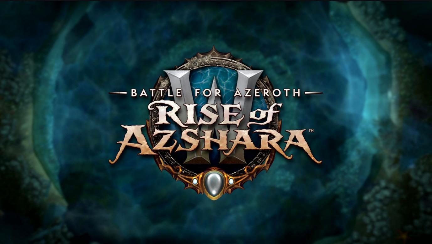 World of Warcraft: Rise of Azshara