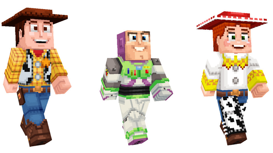Minecraft: Toy Story DLC 2