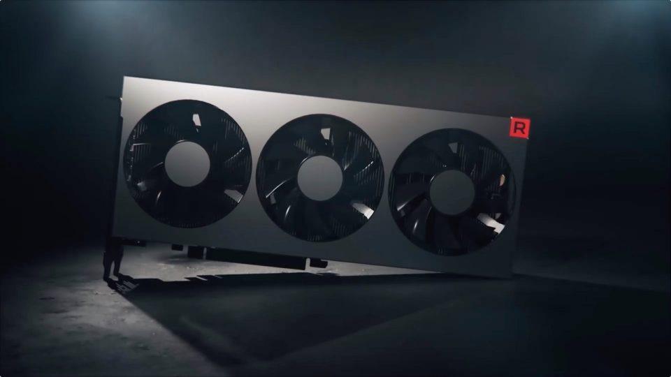 AMD Radeon 7 GPU