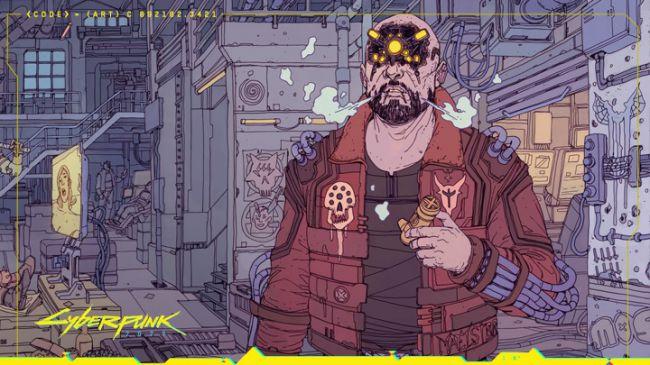 Cyperbunk 2077 2