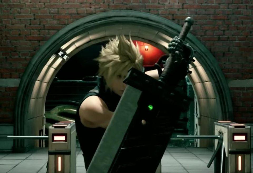 Final Fantasy 7 Remake Materia Orb