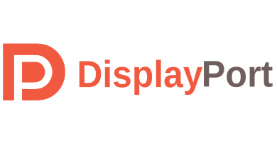 Logo DisplayPort