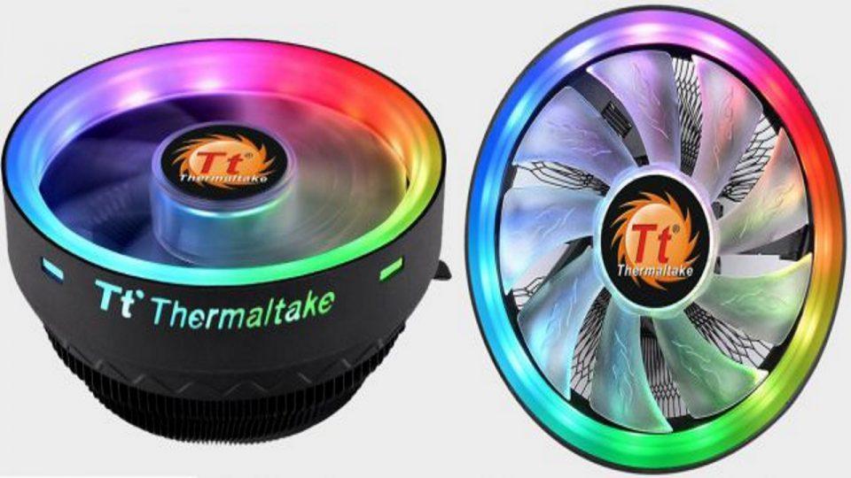 Dissipatore Thermaltake UX100 ARGB
