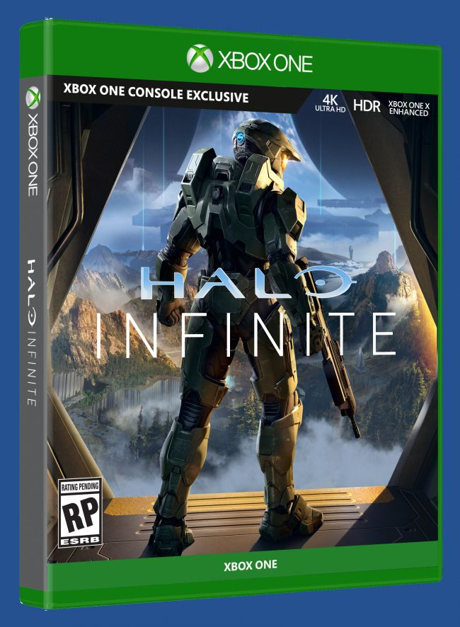 Box Art Halo Infinite