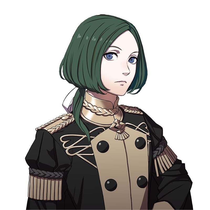Fire Emblem: Three Houses Renihardt 2