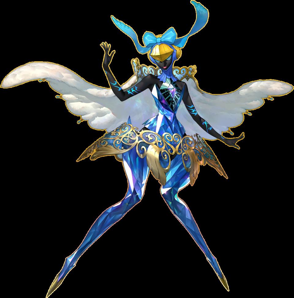 Persona 5 Royale Cendrillon