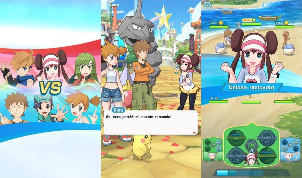 Pokémon Masters 1