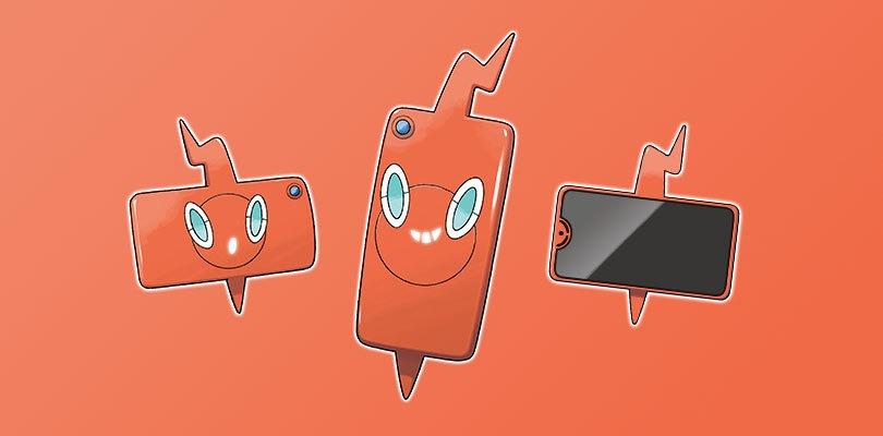 Pokémon Spada e Scudo Rotomphone