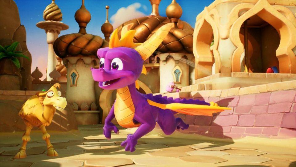 Spyro Regnited Trilogy