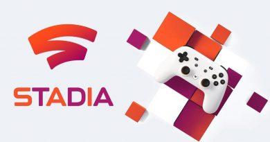 Google Stadia Logo e Controller