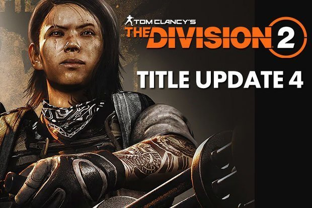 The Division 2 Title Update 4