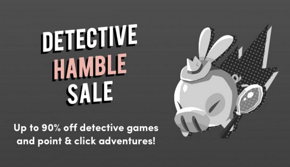 Humble Bundle Detective Hamble Sale