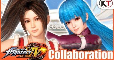 Dead or Alive 6 Collaborazione King of Fighters