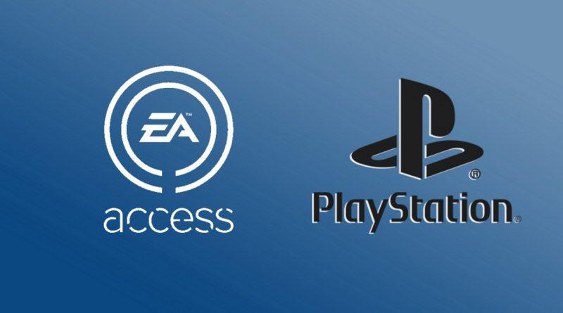 EA Access PS4