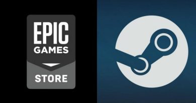 Logo Epic Games e Steam