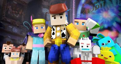 Minecraft: Toy Story DLC