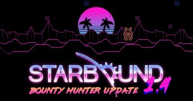 Starbound Bounty Hunter Update 1.4