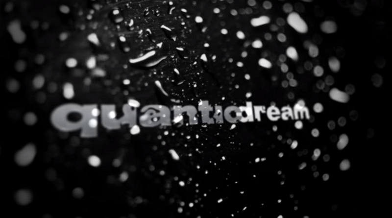 Logo Quantic Dream