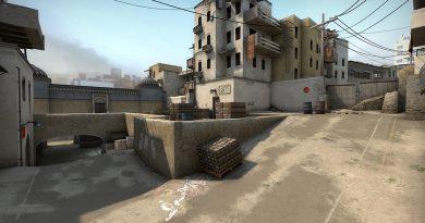 CS:GO Dust 2 Classic