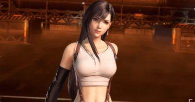 Dissidia Final Fantasy NT Tifa