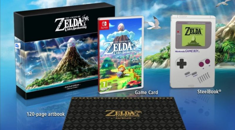 The Legend of Zelda: Link's Awakening Collector's Edition