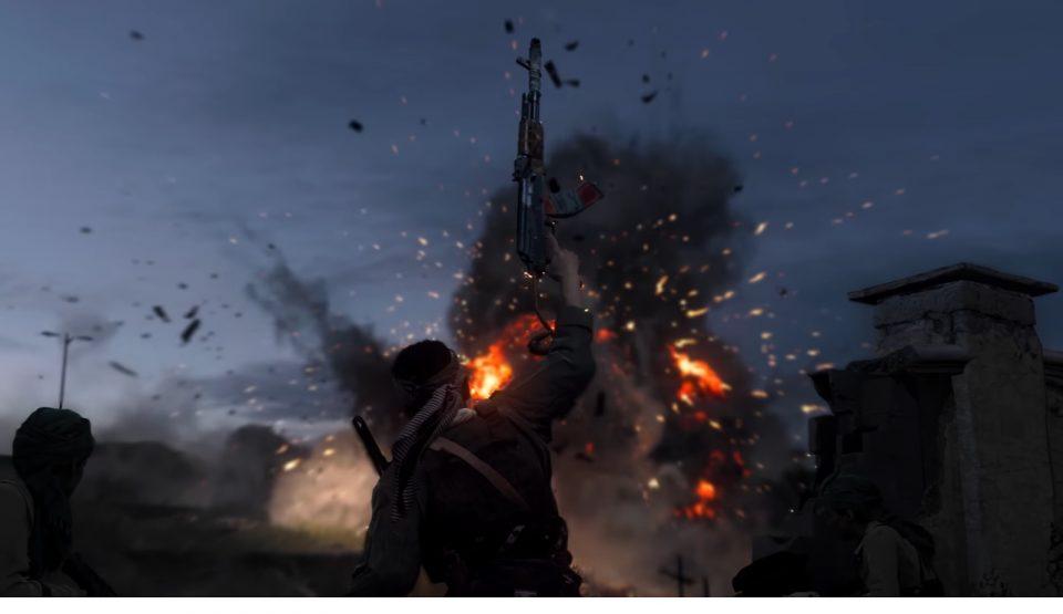 Call of Duty: Modern Warfare Reboot