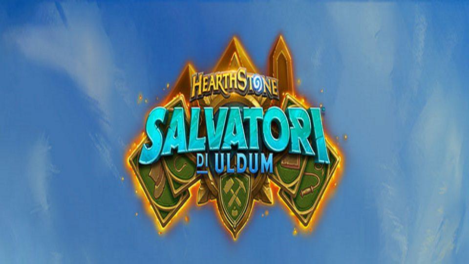 Hearthstone: Salvatori di Uldum