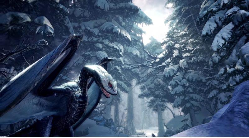 Monster Hunter World Iceborn