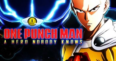 One Punch Man: A Hero Nobody