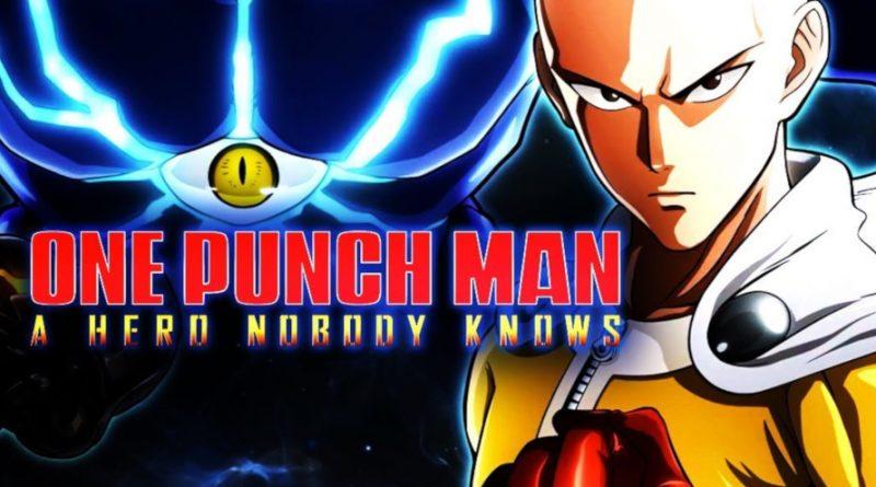 One Punch Man: A Hero Nobody