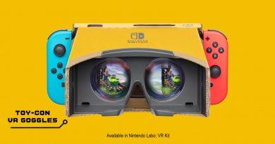 VR Kit Nintendo Labo