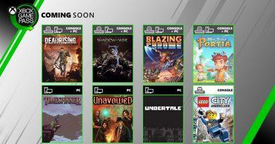 Xbox Game Pass Luglio