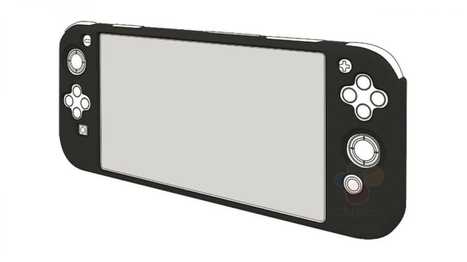 Custodia Nintendo Switch Mini 2