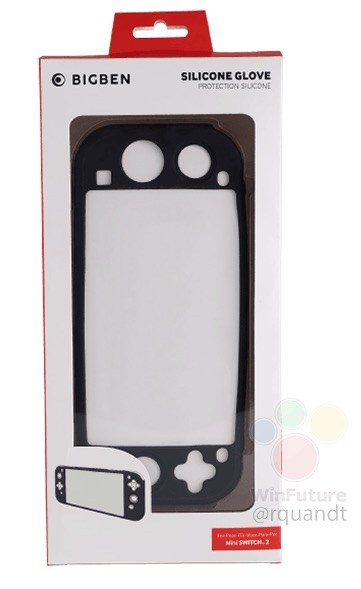Custodia Nintendo Switch Mini 1