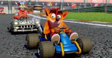 Crash Team Racing: Nitro-Fueled