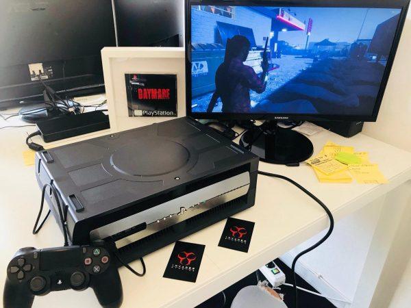 Ecco il design del kit da sviluppatore per Playstation 5 2