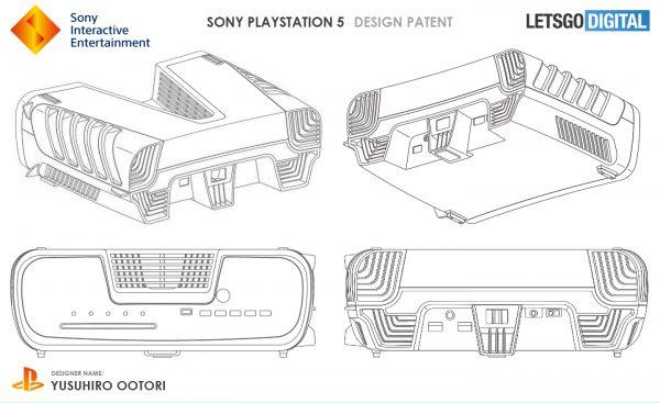 Ecco il design del kit da sviluppatore per Playstation 5 1