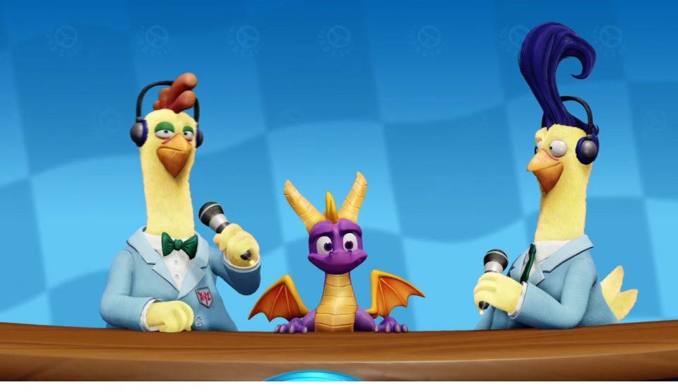 Spyro & Friends
