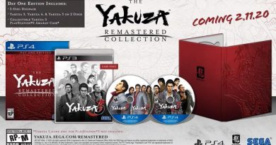Yakuza Remastered