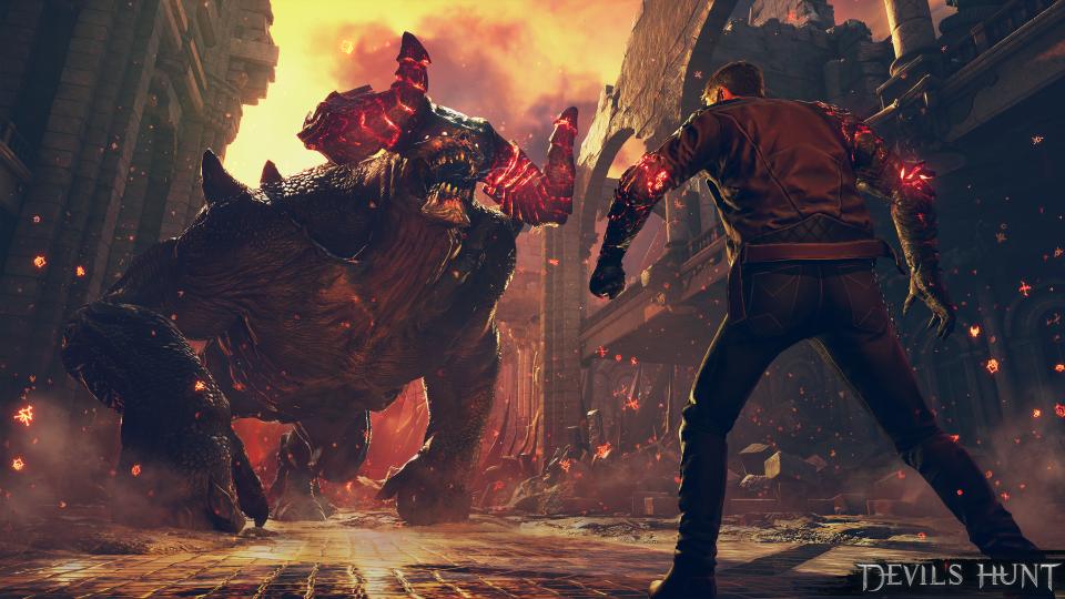 Devil's Hunt Gamescom 2019 1
