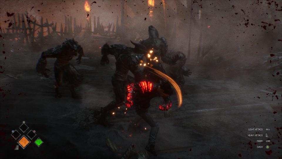 Devil's Hunt Steam 3