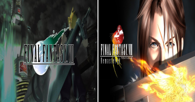 Final Fantasy 7 e Final Fantasy 8 Remastered Twin Pack