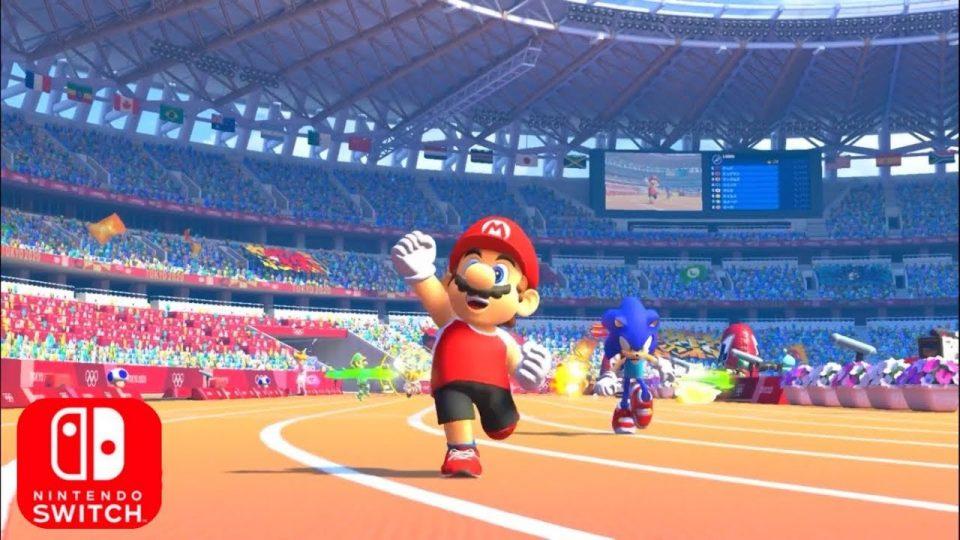 Mario & Sonic ai Giochi Olimpici di Tokyo 2020