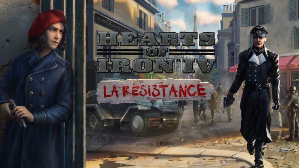 Hearts of Iron 4: La Resistance