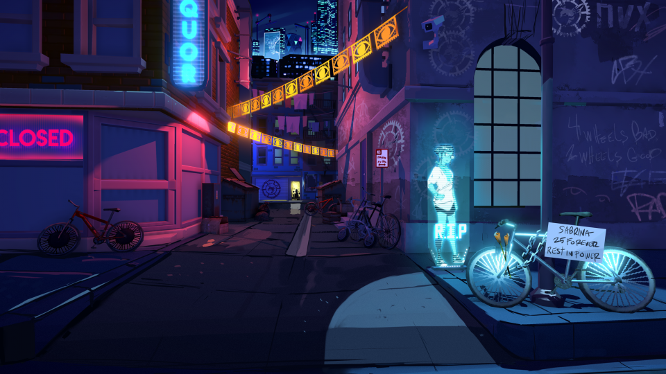 Neo Cab Screenshot 10