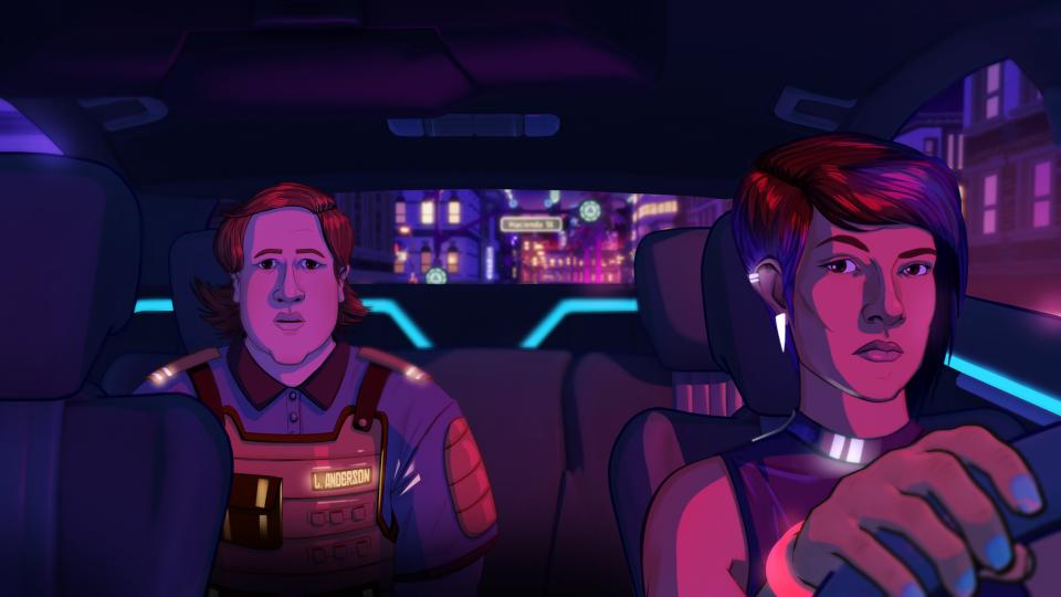 Neo Cab Screenshot 12