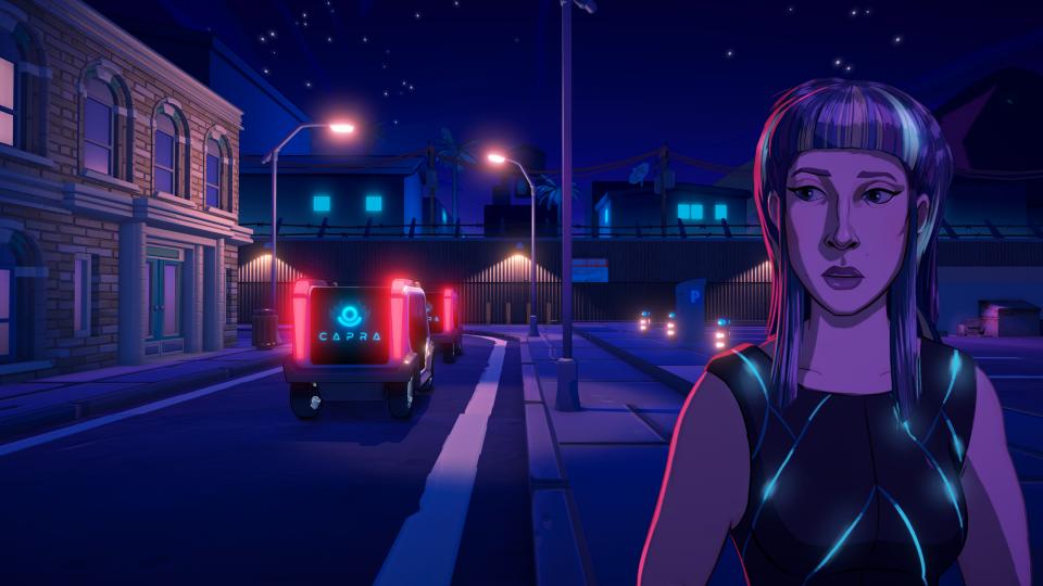 Neo Cab Screenshot 13