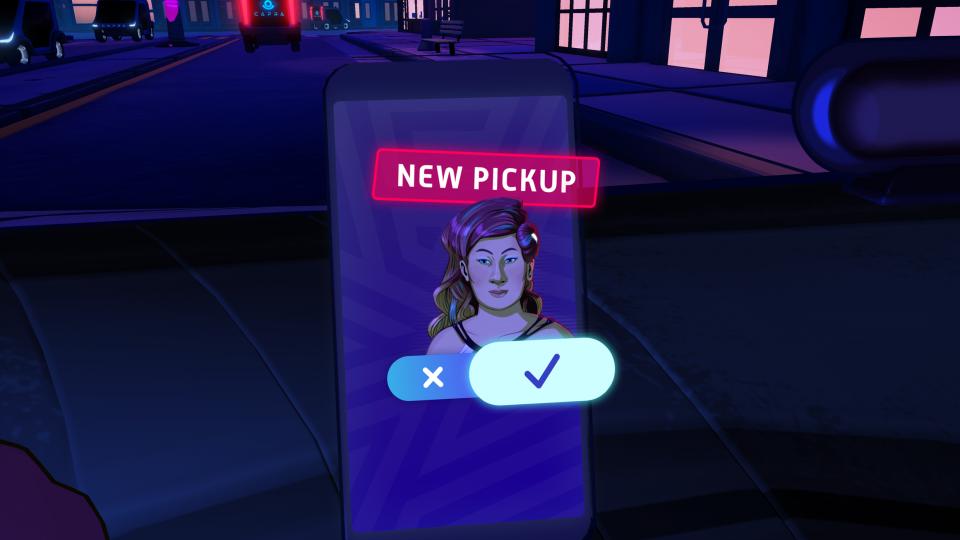 Neo Cab Screenshot 15